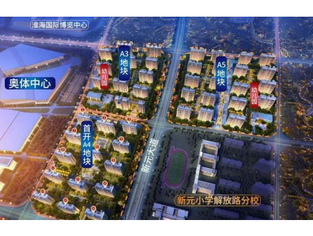 绿地淮海国际博览城